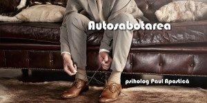 autosabotarea
